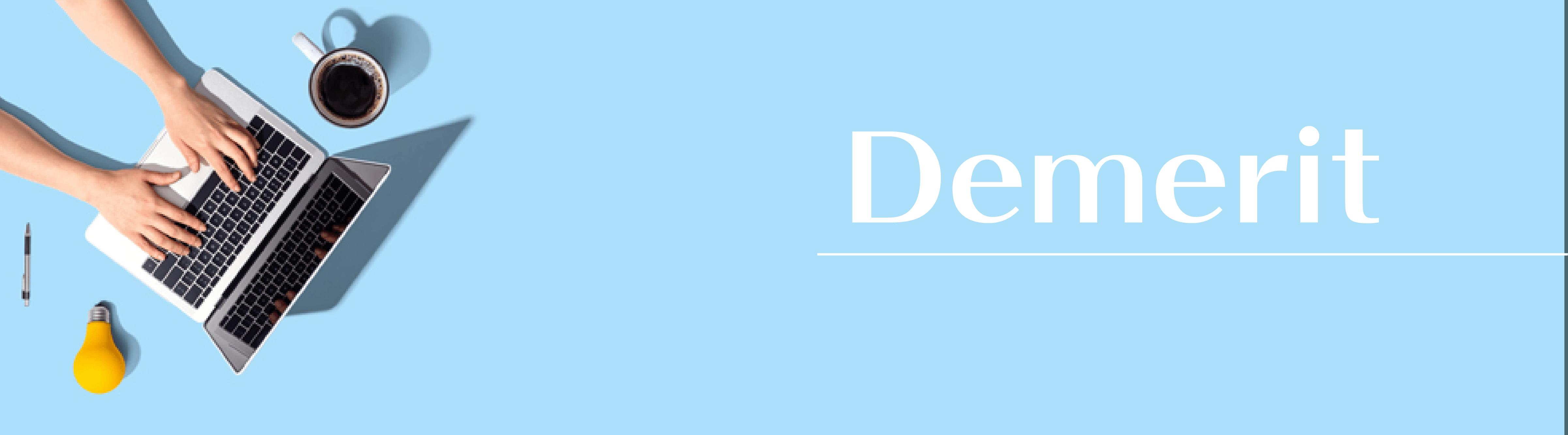 デメリットの画像